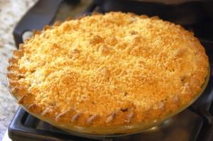 Julian Style Apple Pie