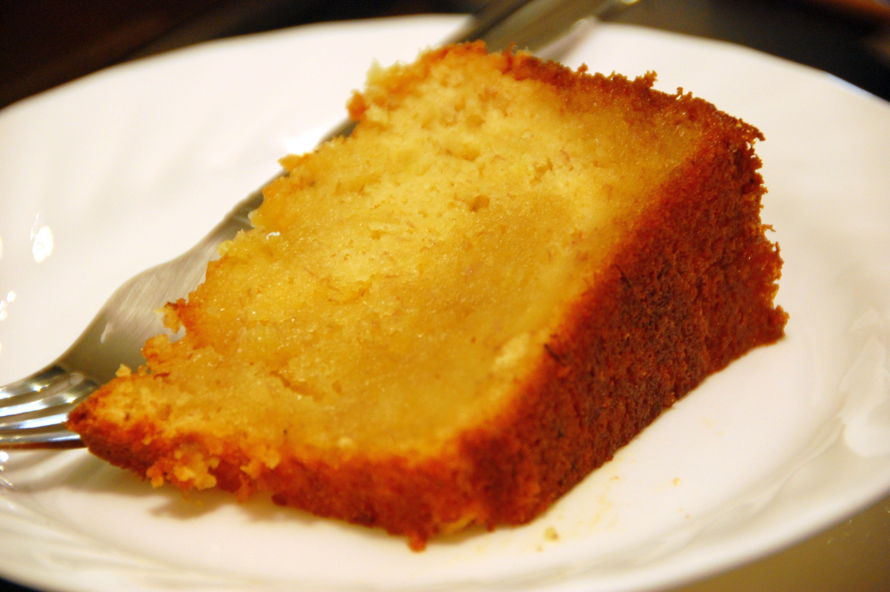Banana Rum Cake — The 350 Degree Oven