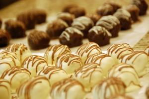Vanilla Cake Ball Truffles