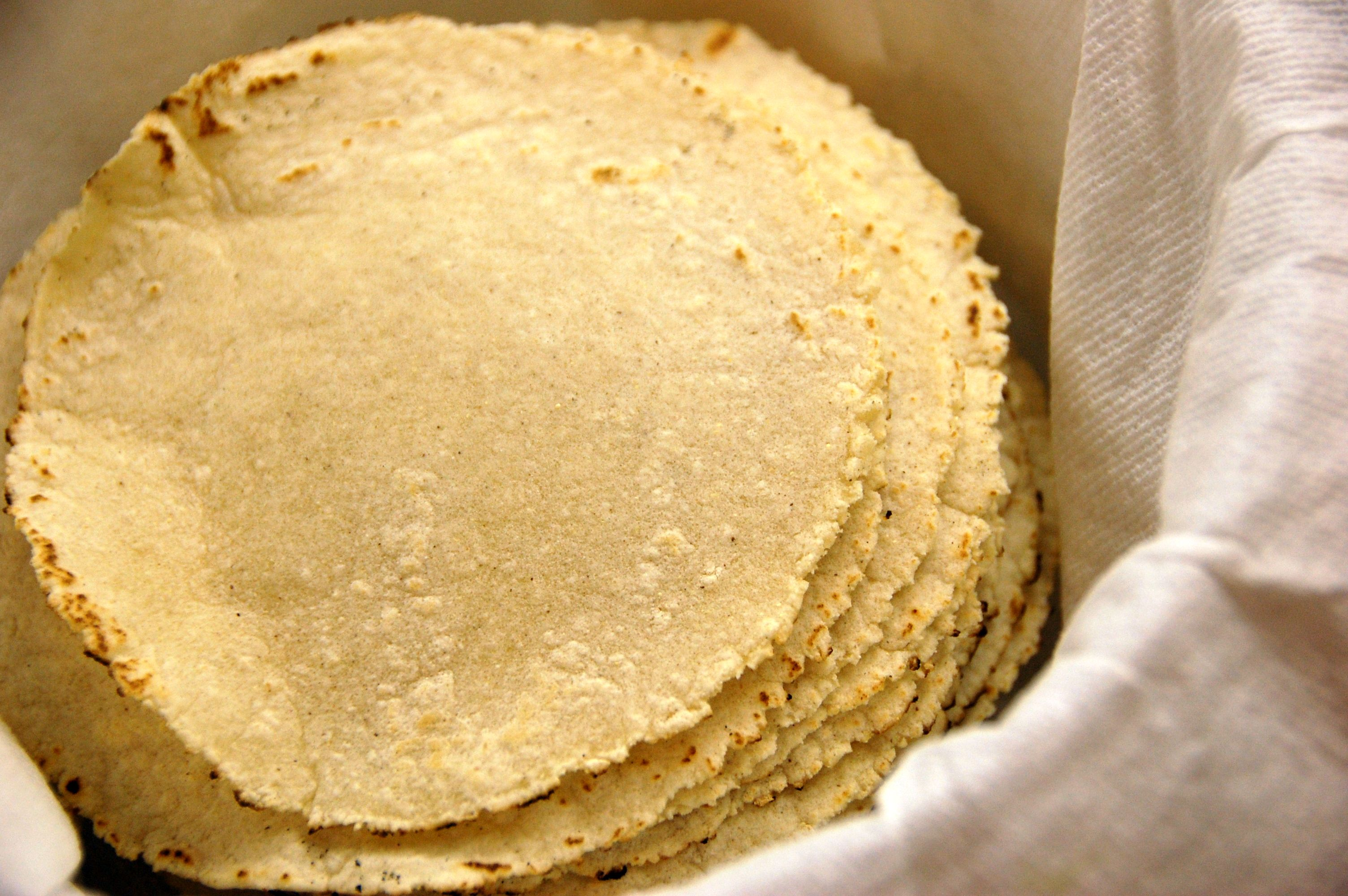 Homemade Corn Tortillas — The 350 Degree Oven