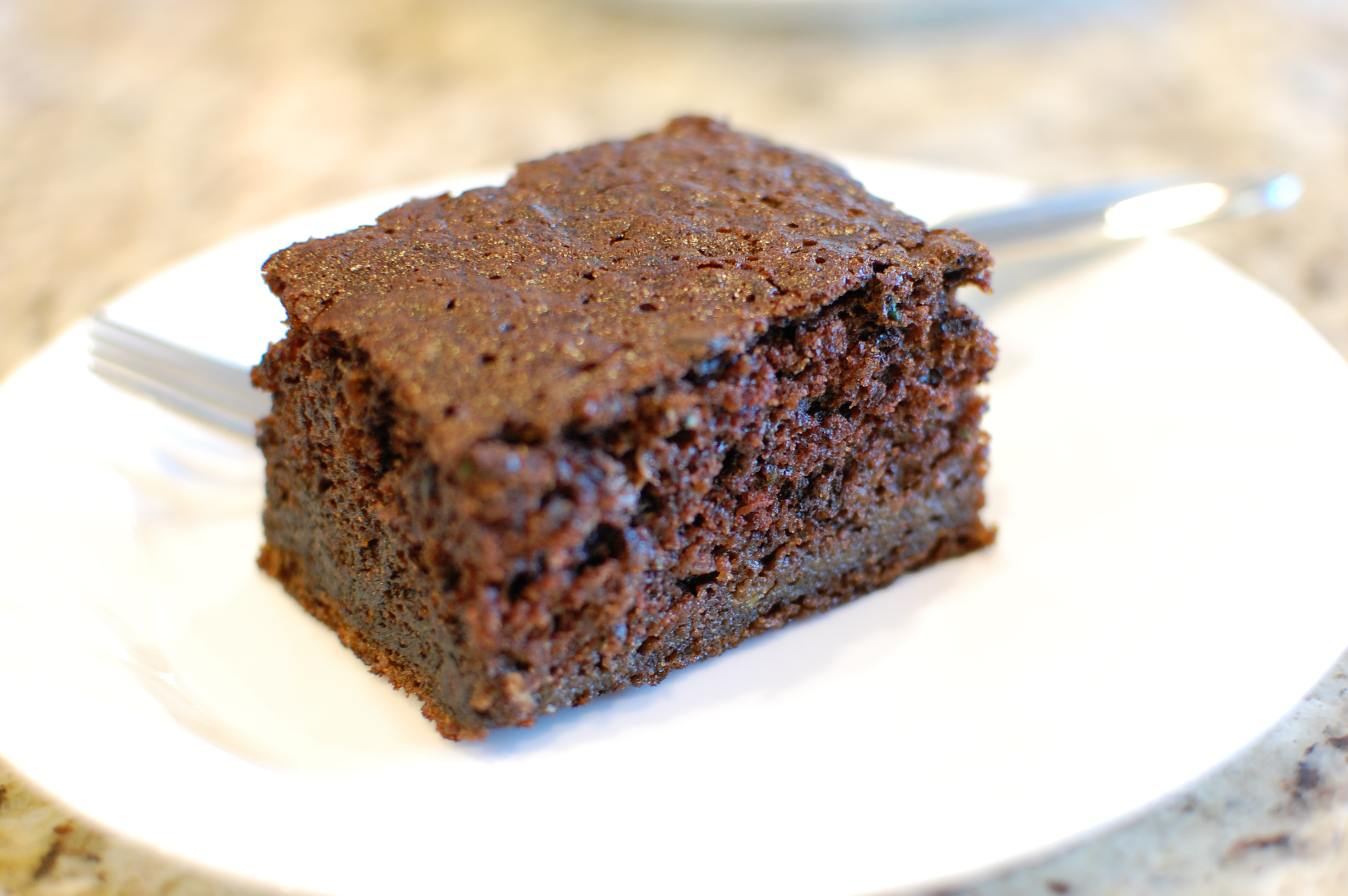 Mexican Chocolate Zucchini Cake Recipe
