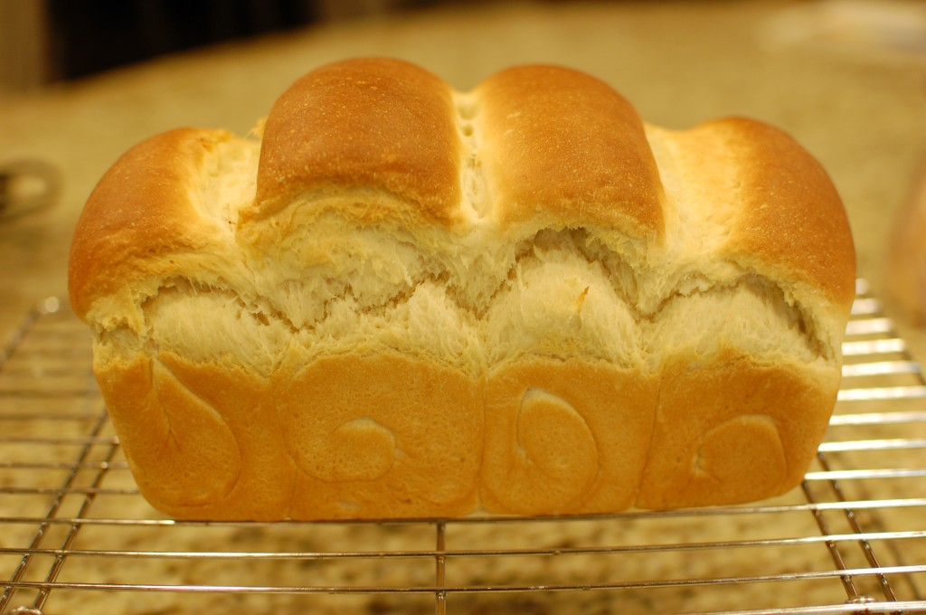 Japanese Milk Bread (Tangzhong Or Water Roux Method)