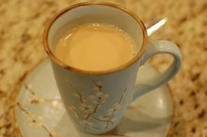 "Masala Chai (a.k.a. ""Chai Tea Latte"")"