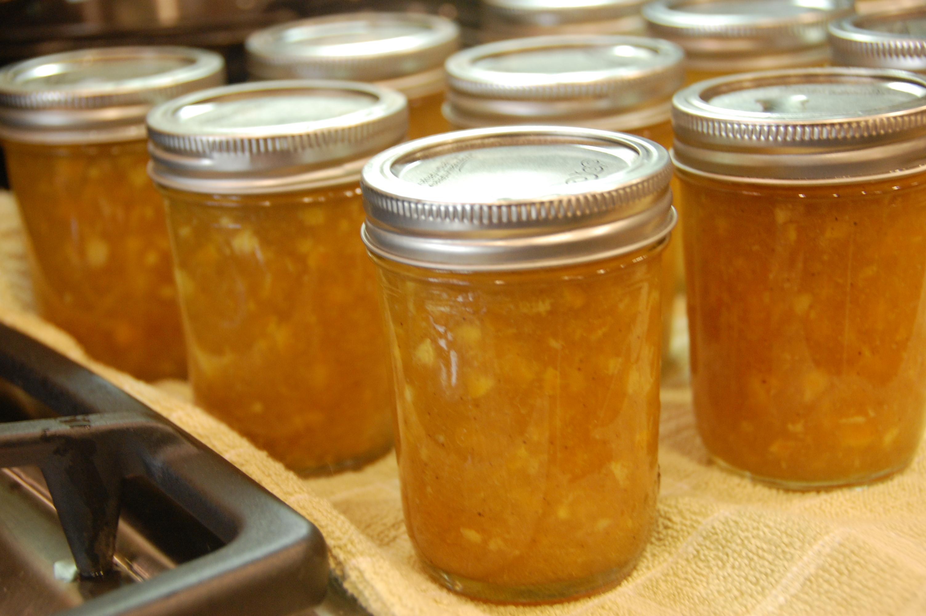 Homemade Sweet Orange Marmalade (Not the bitter type ...