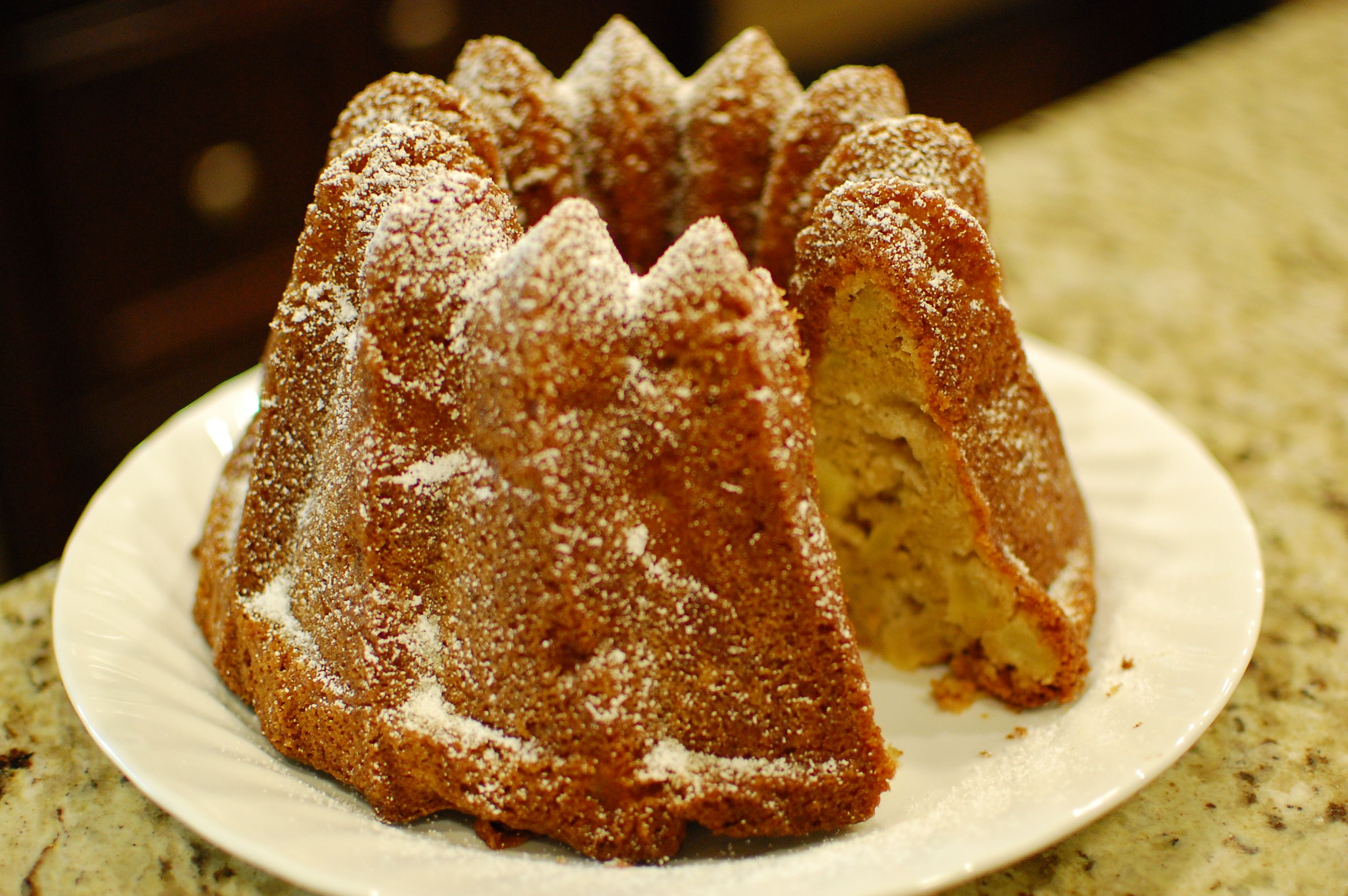 German Apple Cake (Apfelkuchen) — The 350 Degree Oven