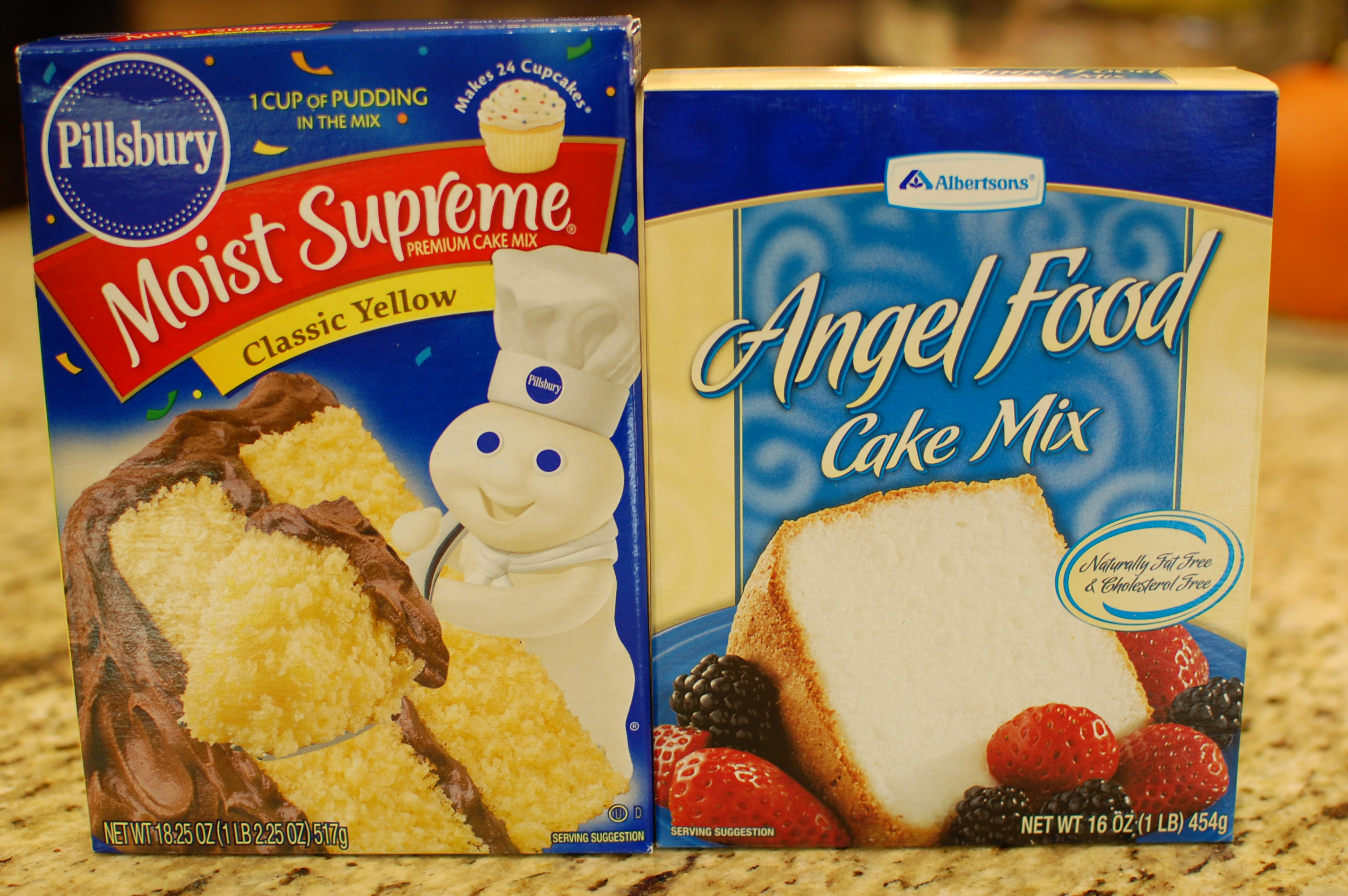 Can You Microwave Box Cake Mix