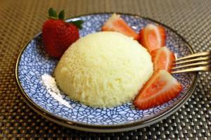 3-2-1 Microwave Sponge Cake