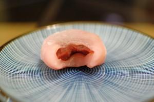Homemade Microwave Daifuku Mochi