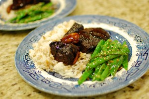 Hoisin & Beer Braised Beed Short Ribs