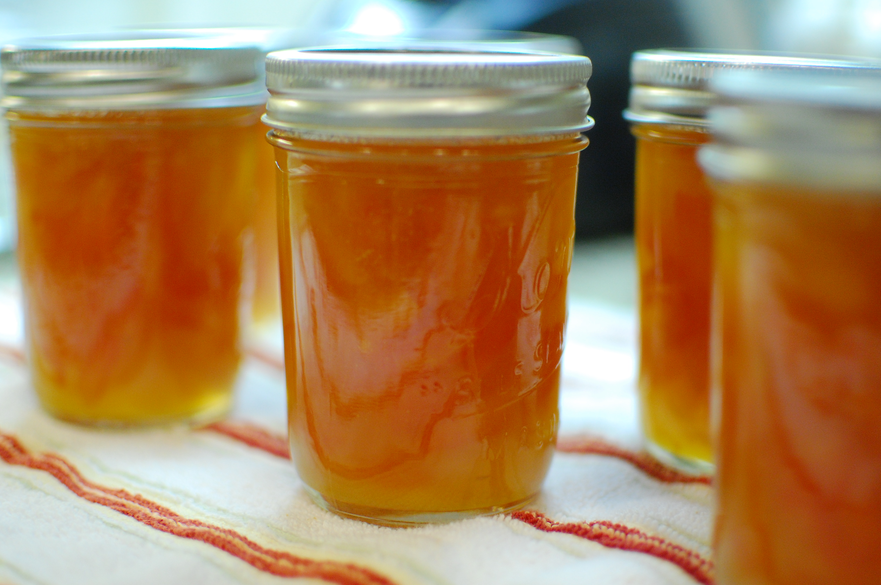 how to make sugar free preserves