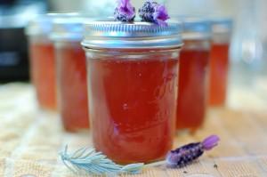 Lavender Nectar Jelly