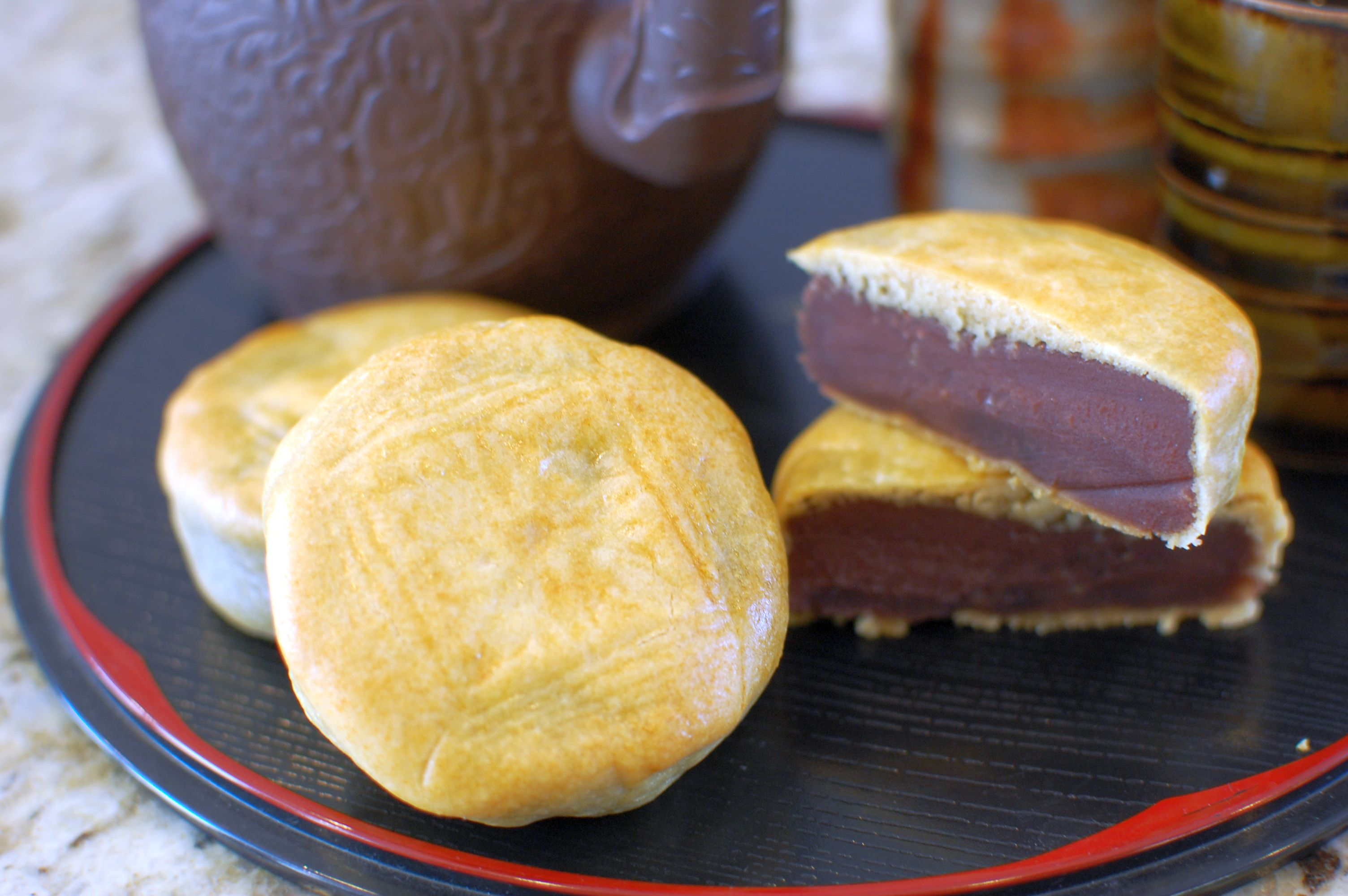 Homemade Chinese Mooncakes — The 350 Degree Oven
