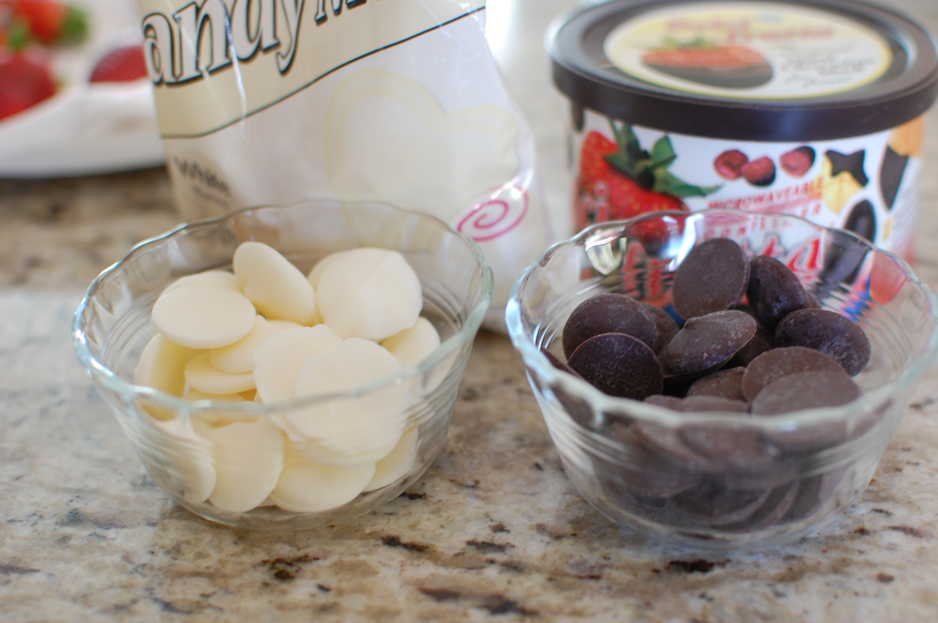 Homemade Gourmet Chocolate Dipped & Covered Strawberries for ...