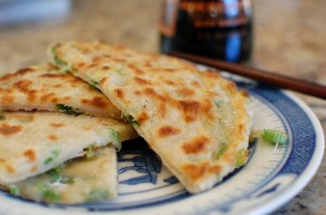 How to make Chinese Scallion Pancake (Cong You Bing)