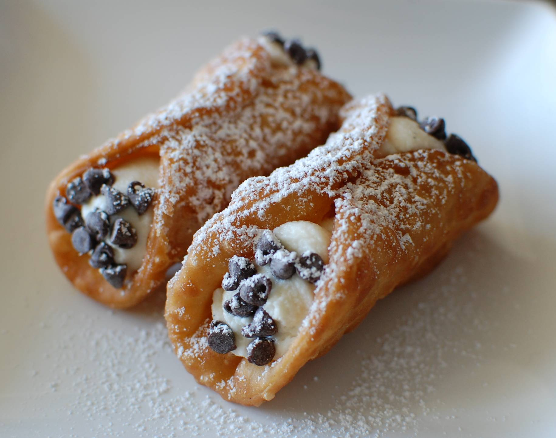 how to make homemade cannoli shells and filling � the 350