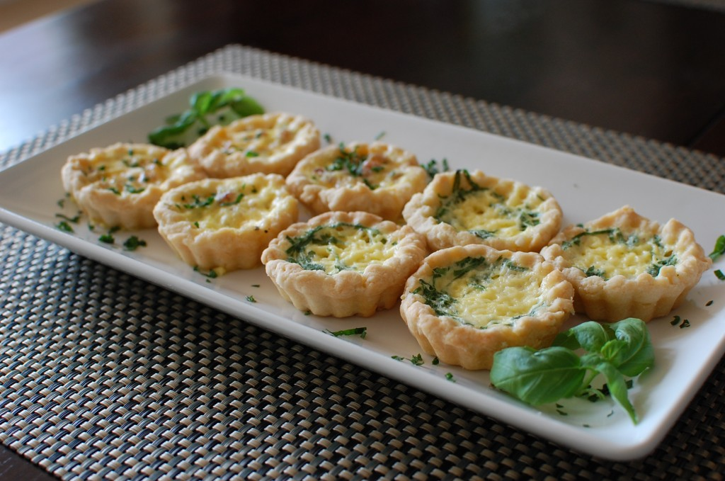 how to cook quiche in microwave