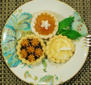 Homemade Mini Tart Desserts