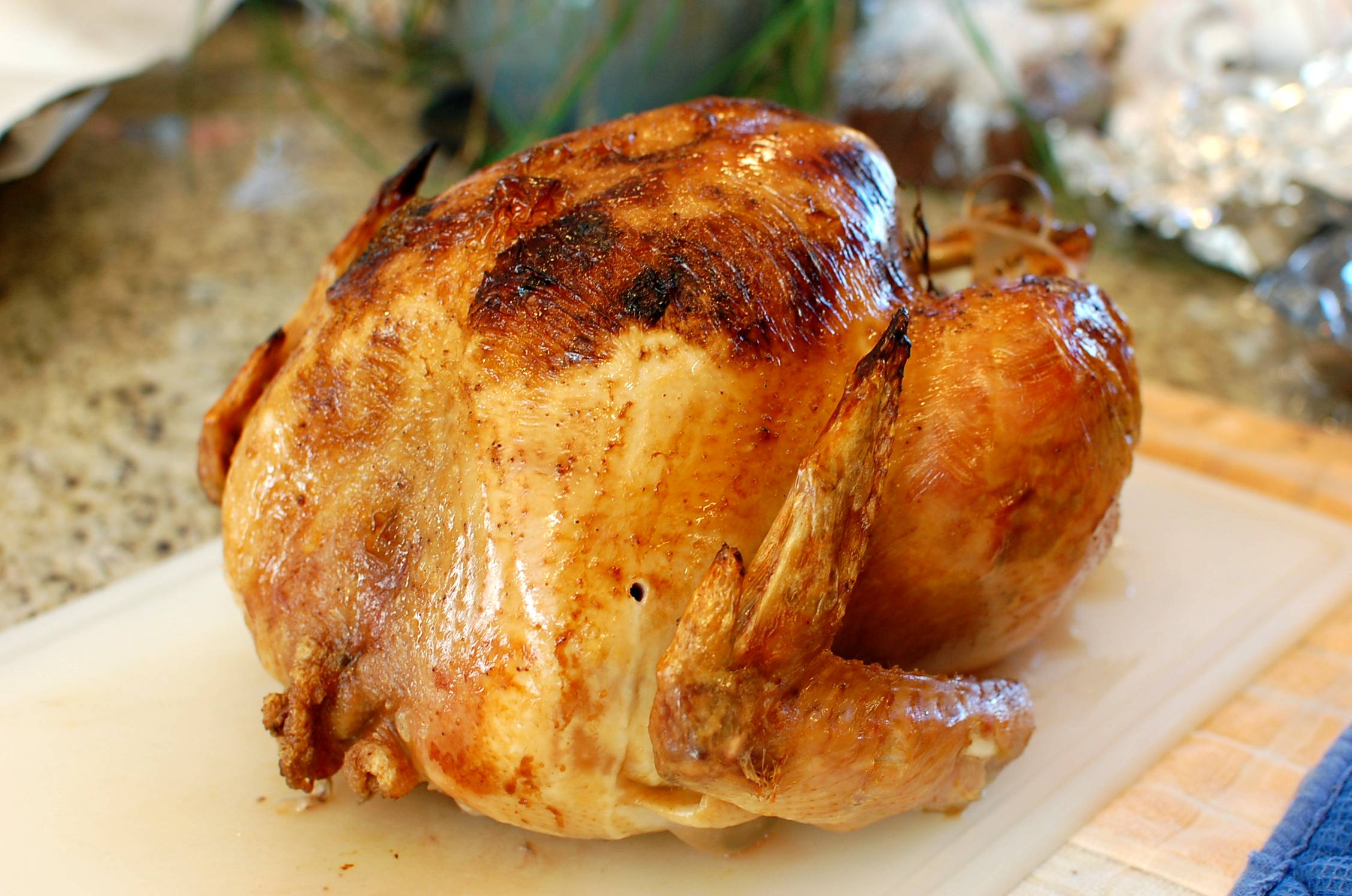 How to Roast a Thanksgiving Turkey (how to brine a turkey) — The 350 ...