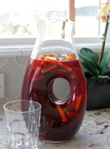 Mika's Red Sangria