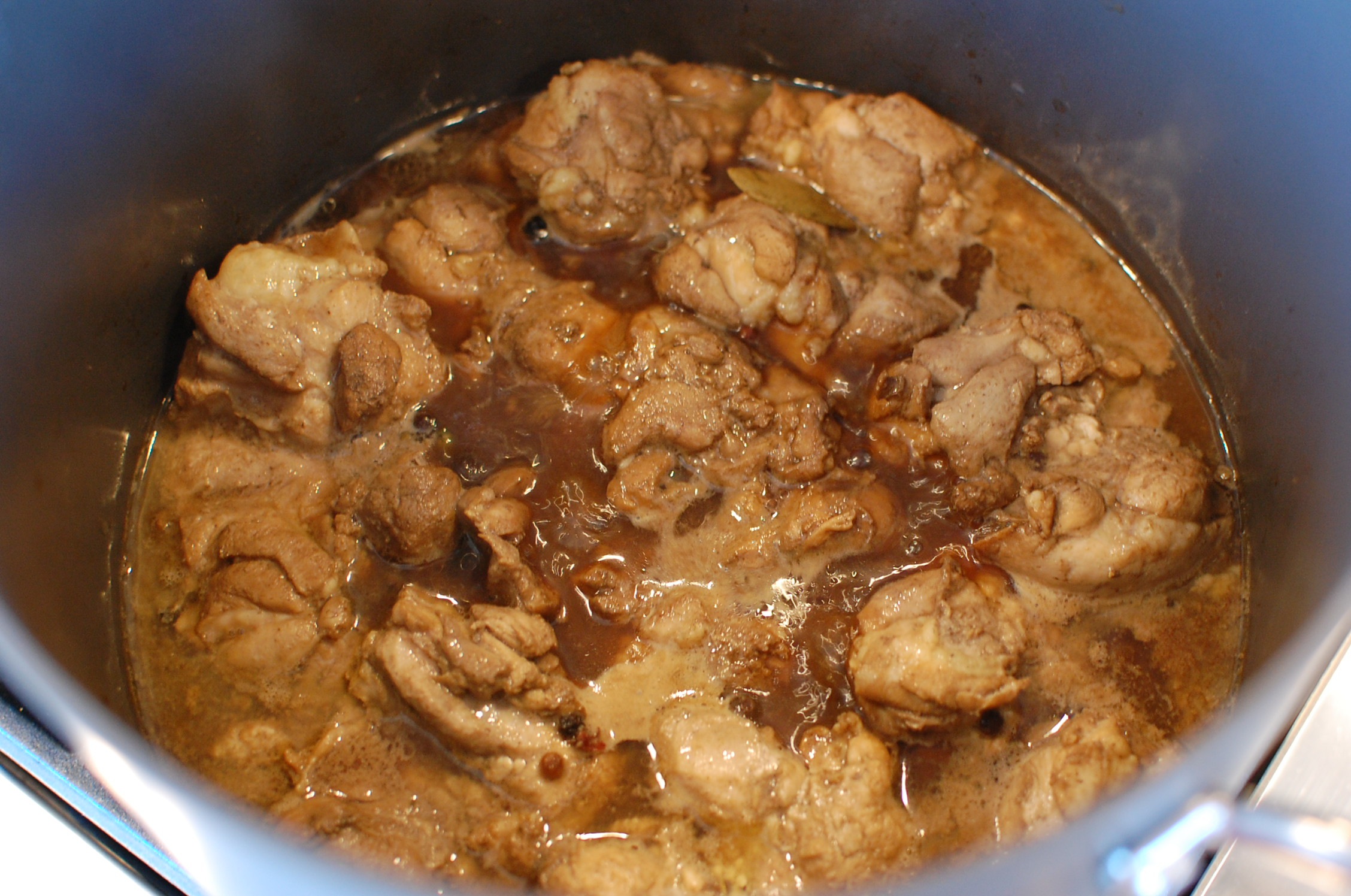 how to cook dry adobo