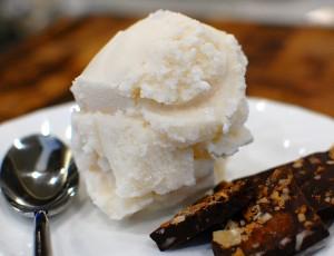 Non-dairy Vanilla Ice Cream