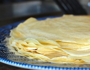 Basic French Crepes