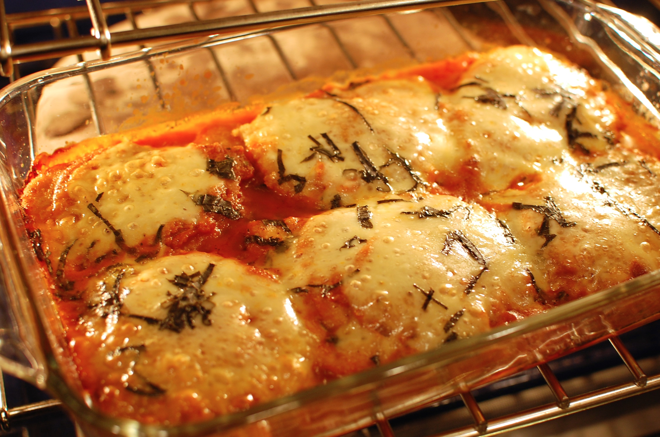 Chicken Parmesan (Chicken Parmigiana) — The 350 Degree Oven
