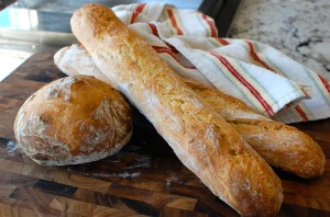 Rustic European Bread