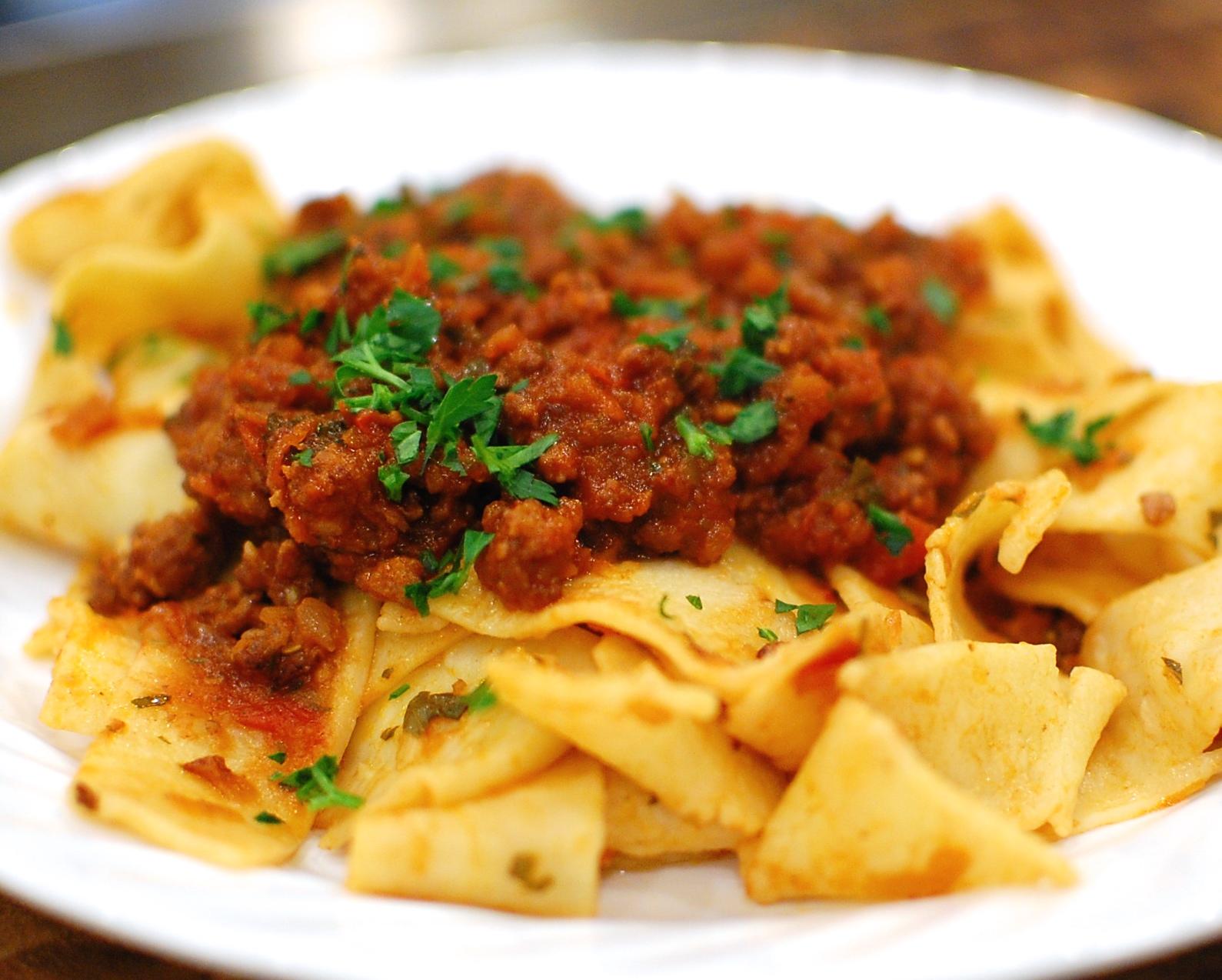 Bolognese Meat Sauce (Ragu alla Bolognese)
