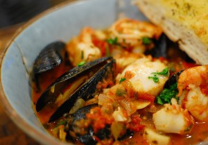 Homemade Cioppino