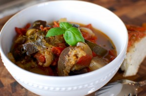 Ratatouille (Mediterranean Vegetable Stew)