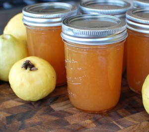 Homemade Fresh Guava Jam