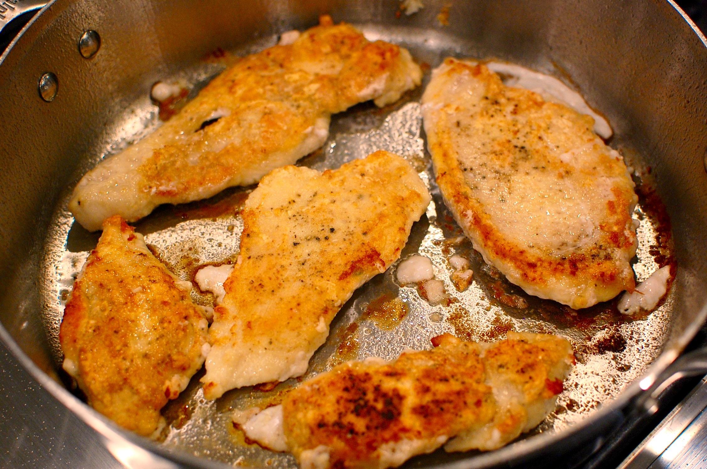 Вкусное куриное филе на сковороде пошагово