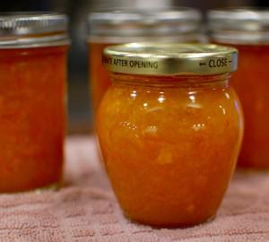 Homemade Fuyu Kaki (Persimmon) Jam