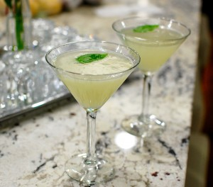 Thai Lime Martini