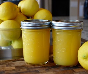 Quick (small batch) Microwave Lemon Curd