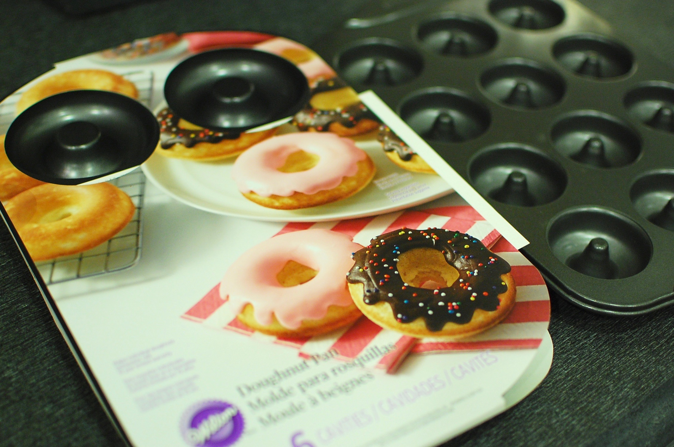 Cake Style Donuts Baked Recipe The 350 Degree Oven
