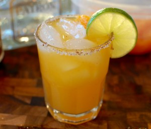 Spicy Tangerine Margarita